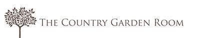 The Country Garden Room Logo